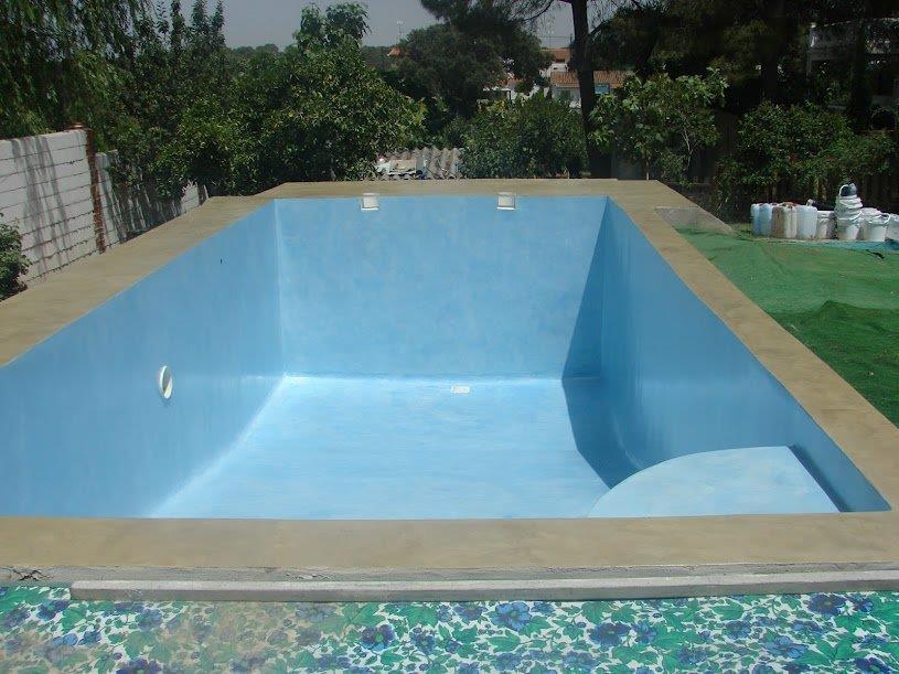 Haz click y aprecia los dise os de piscinas realizadas - Microcemento piscinas ...
