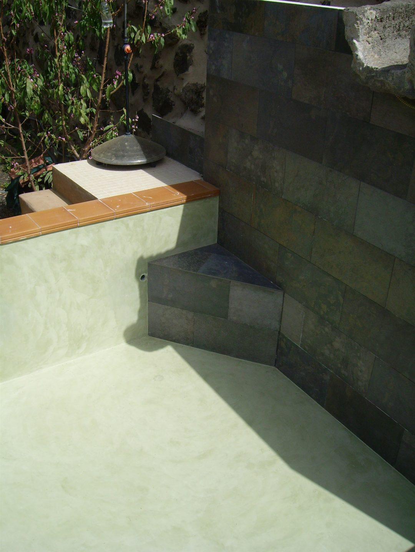 Microcemento piscina catala puig catalapuig - Microcemento piscinas ...